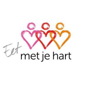 eet met je hart logo