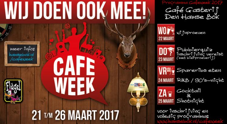 cafeweek 2017