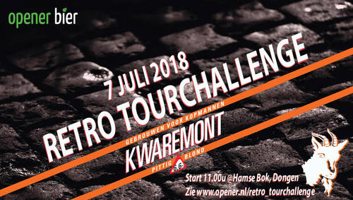 Kwaremont Retro Tourchallenge 2018